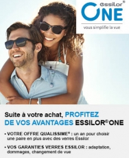 ESSILOR ONE