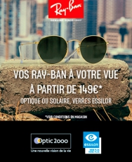 Offre Ray-Ban