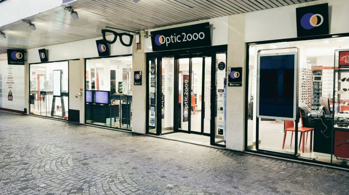 magasin optic2000 à VANVES
