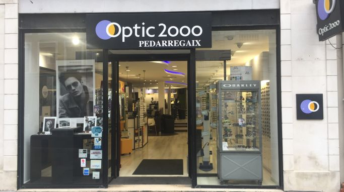 magasin optic2000 à PAU