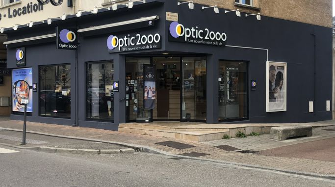 magasin optic2000 à MEYZIEU