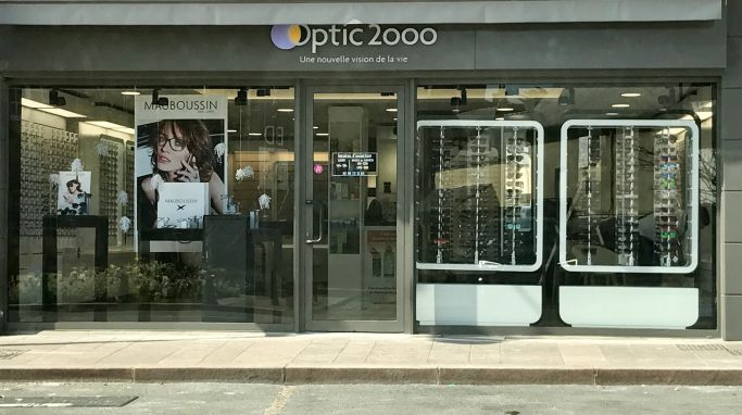 magasin optic2000 à Perros-Guirec