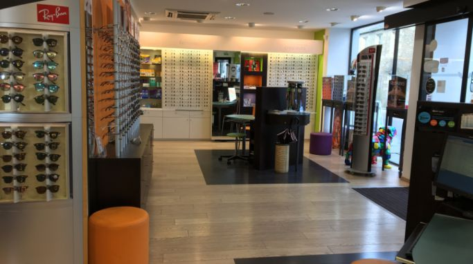 magasin optic2000 à GUERANDE