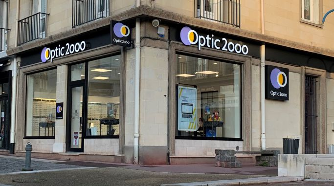 magasin optic2000 à RIVES EN SEINE