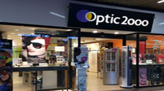 magasin optic2000 à EPINAY SUR ORGE