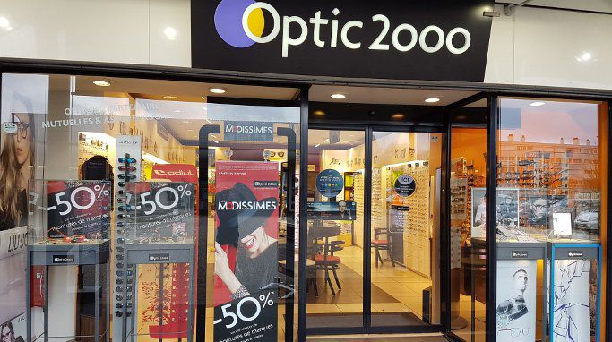 magasin optic2000 à FLEURY LES AUBRAIS