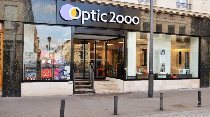 magasin optic2000 à SAINT-DIZIER