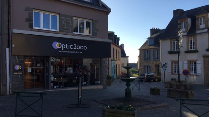 magasin optic2000 à CROZON