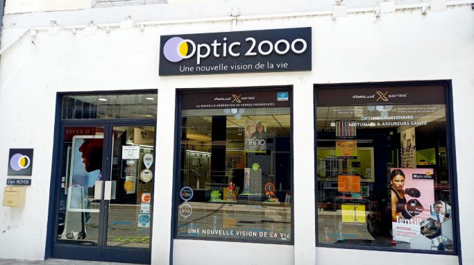 magasin optic2000 à Châtillon-sur-Chalaronne