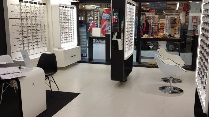magasin optic2000 à Vierzon