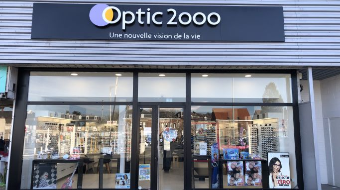 magasin optic2000 à SAINT SAULVE