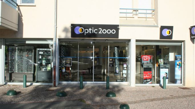 magasin optic2000 à Villeneuve-Tolosane