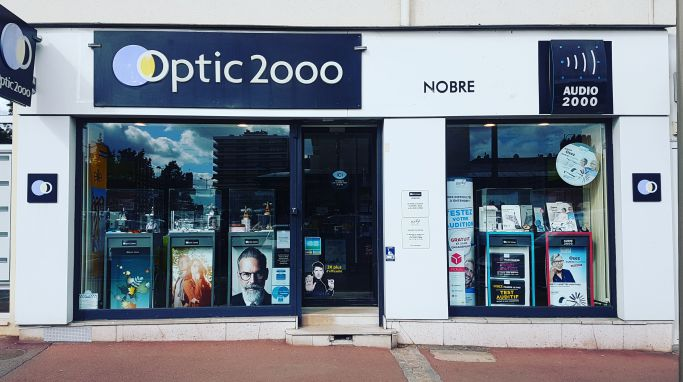 magasin optic2000 à FRANCONVILLE