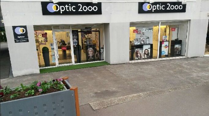 magasin optic2000 à OPTIC 2OOO - ORVAULT