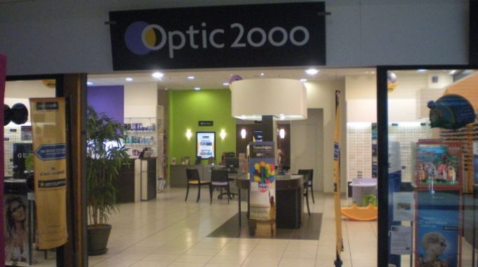 magasin optic2000 à JOIGNY