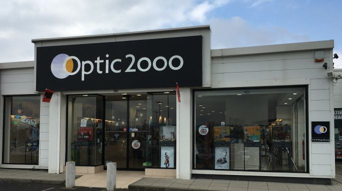 magasin optic2000 à BRIOUDE
