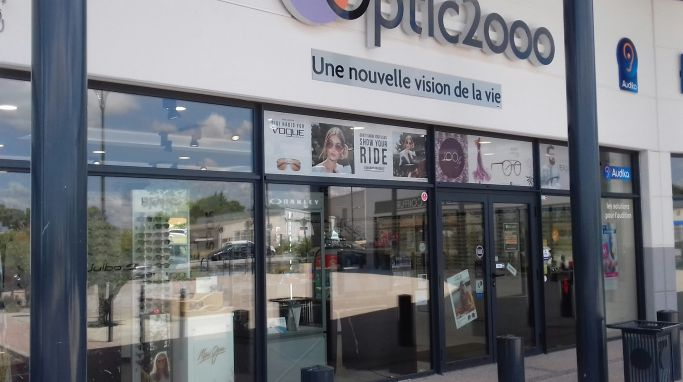 magasin optic2000 à LEZIGNAN CORBIERES