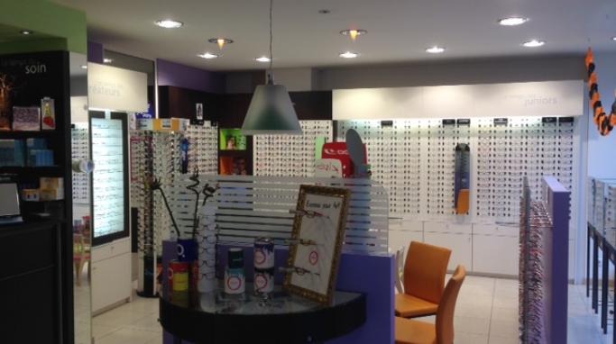 Opticien optic 2000 rethel 08300 lunettes femme for 08300 rethel