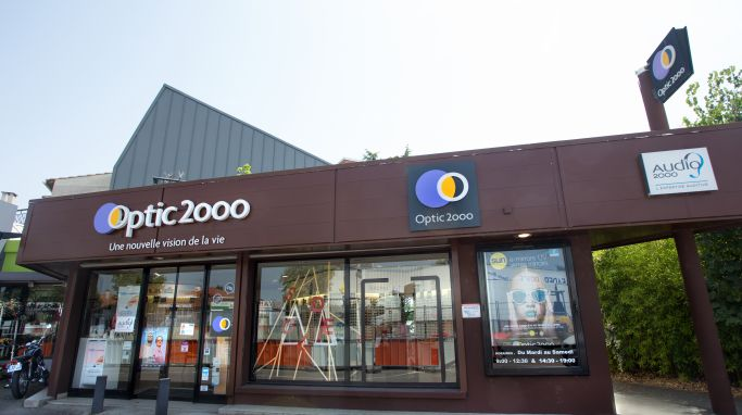 magasin optic2000 à Tournefeuille