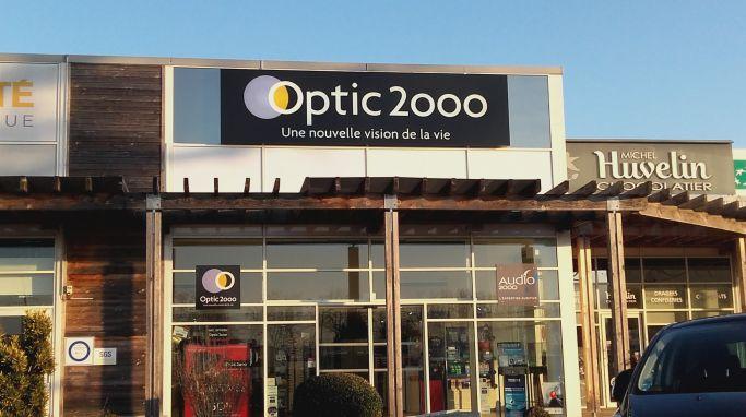 dbb699ecdef0c Opticien Optic 2000 BESSINES 79000 - lunettes femme