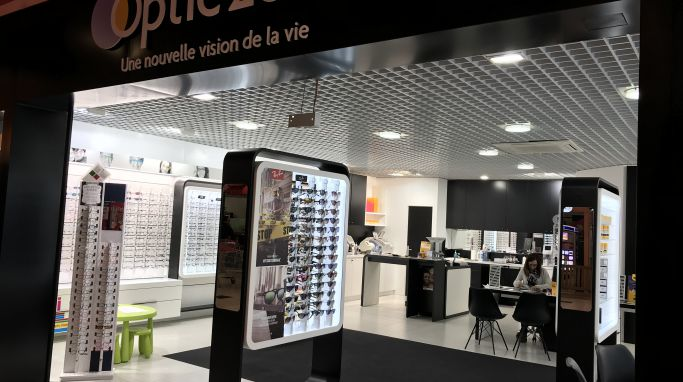 magasin optic2000 à SAINT QUENTIN