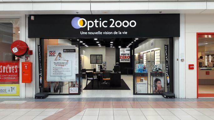 7558357ca9 Opticien Optic 2000 SIN LE NOBLE 59450 - lunettes femme, lunettes ...