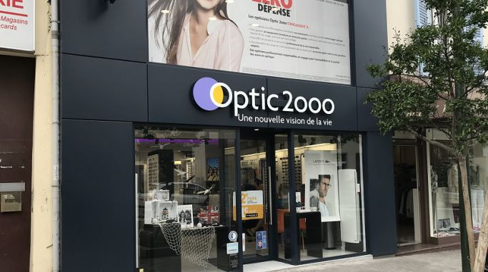 magasin optic2000 à BOURG LA REINE