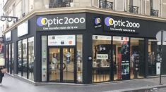 magasin optic2000 à PARIS