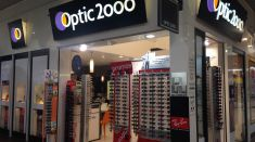magasin optic2000 à MANDELIEU