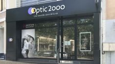 magasin optic2000 à Lamastre