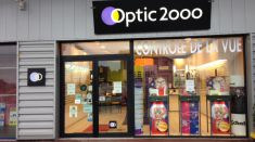 magasin optic2000 à COUZEIX