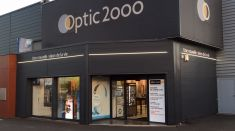 magasin optic2000 à Mozac
