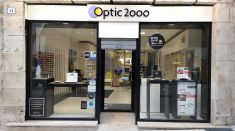 magasin optic2000 à Dole
