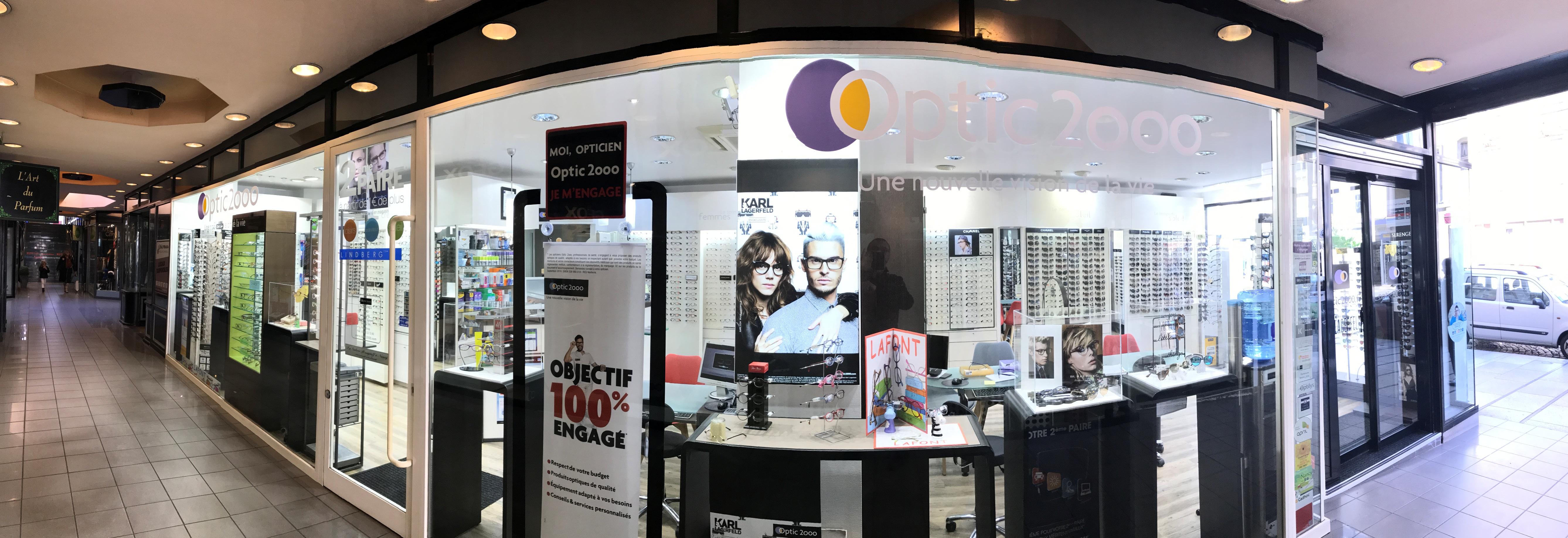 Lunettes de soleil NANCY, lunettes de marque, lentilles – Optic 2000 08f74dcd5661