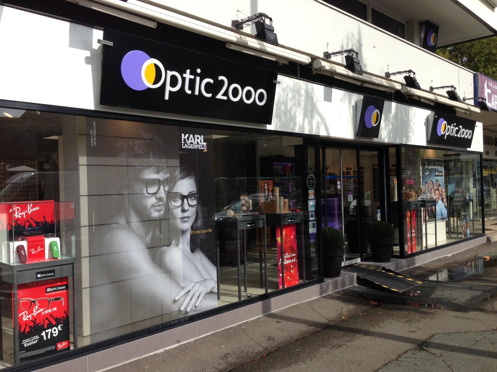 Lunettes de soleil ANGERS, lunettes de marque, lentilles – Optic 2000 dfc6ced387c2