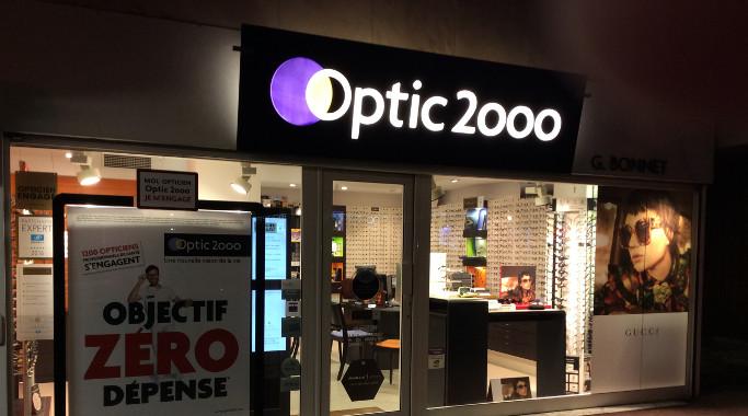 Lunettes de soleil MANDELIEU, lunettes de marque, lentilles – Optic 2000 4ff6edc58305