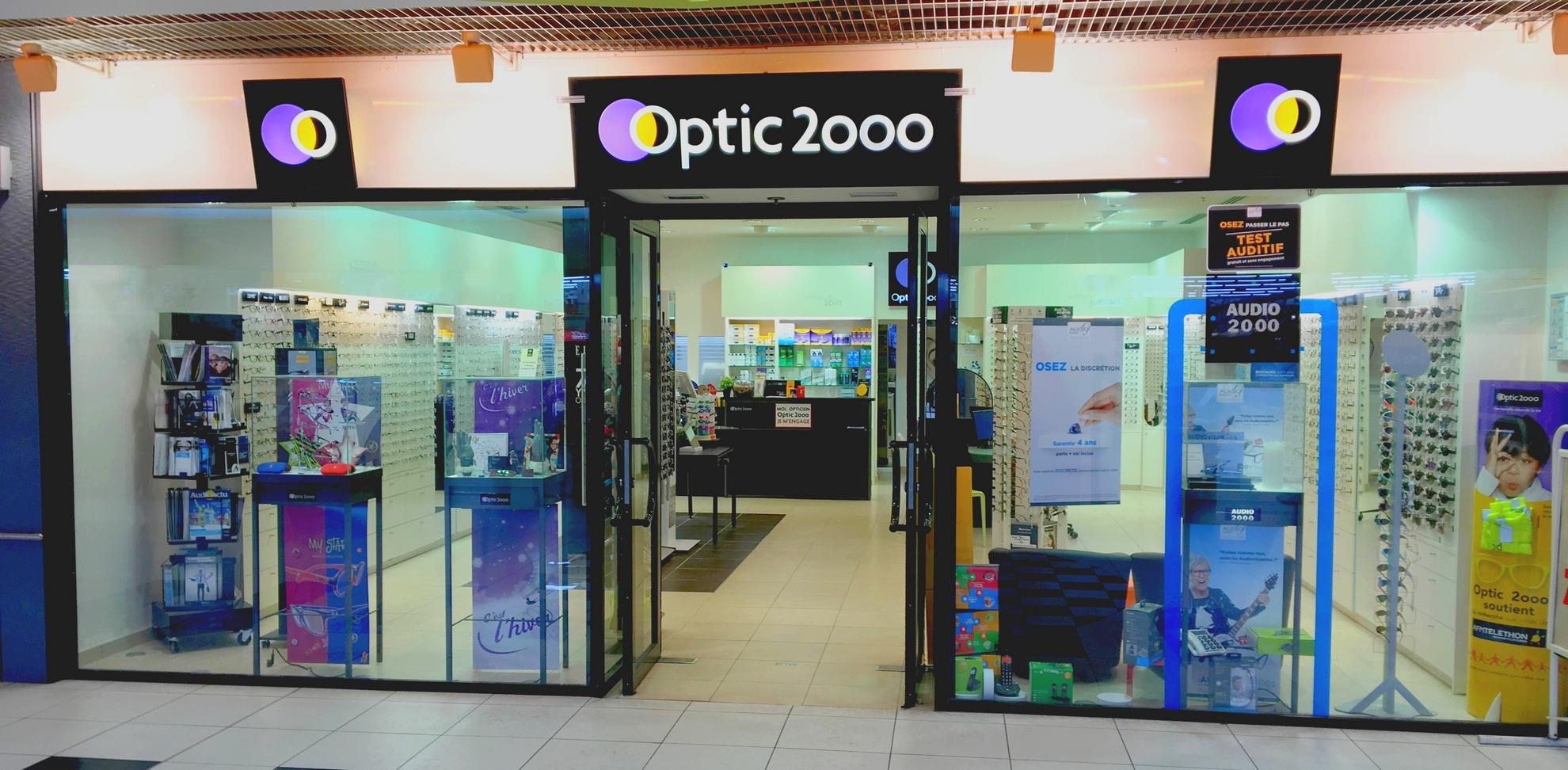 dd8196937c201 Opticien Optic 2000 BRIE COMTE ROBERT 77170 - lunettes femme ...