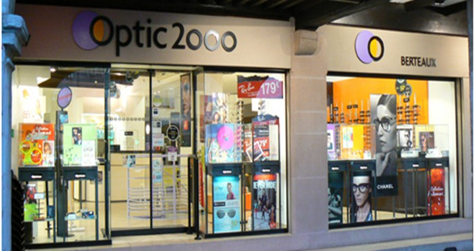 07e4687941 Opticien Optic 2000 PONT A MOUSSON 54700 - lunettes femme, lunettes homme -  Optic 2000