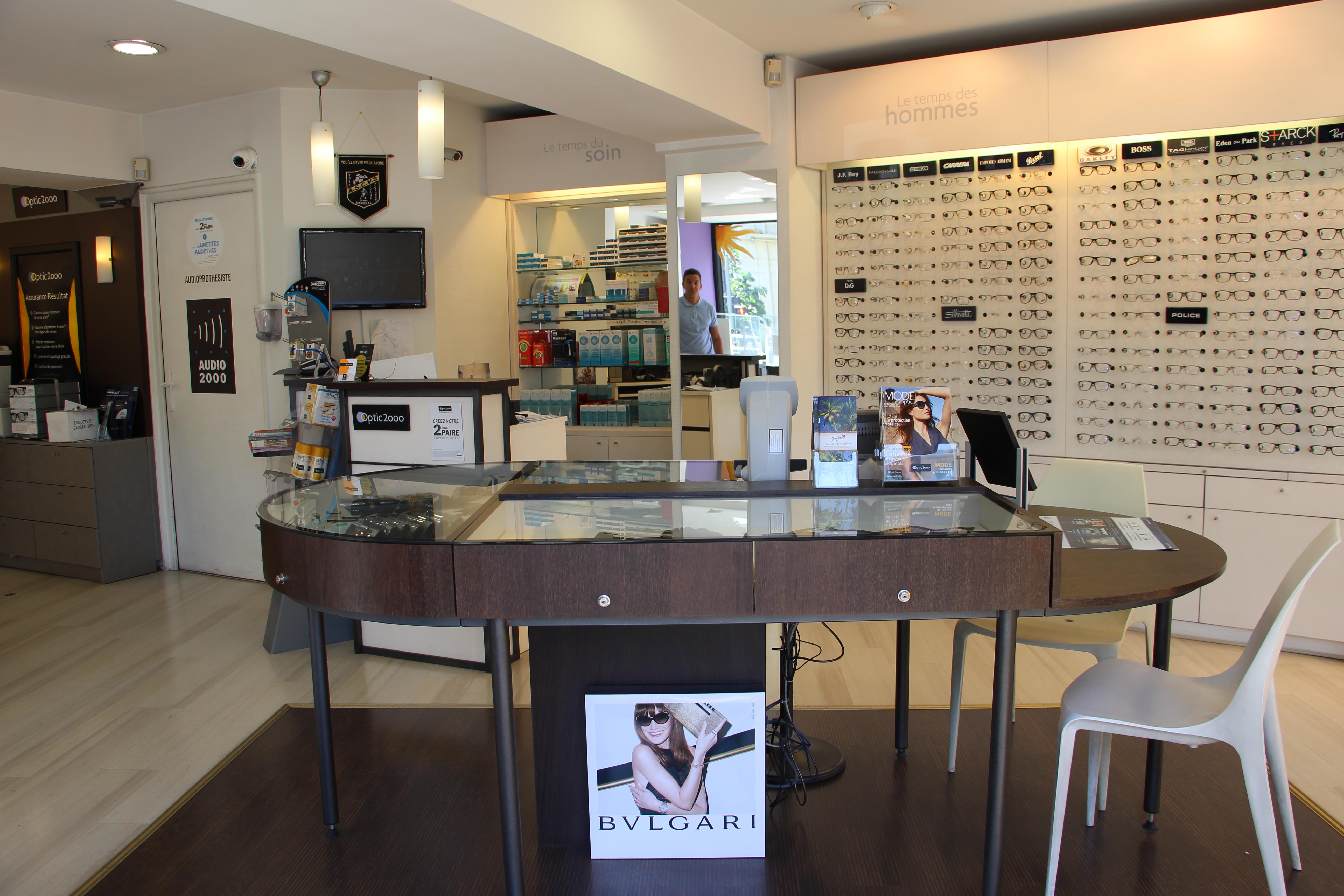 bda2964e9a2eca Lunettes de soleil MARSEILLE, lunettes de marque, lentilles – Optic 2000