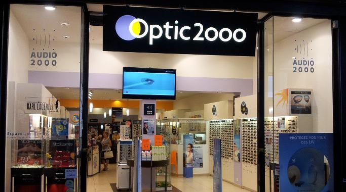 Lunettes de soleil LEMPDES, lunettes de marque, lentilles – Optic 2000 a4a674fafae9