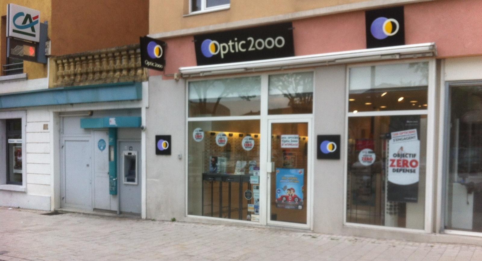 b6e6c738a9892 Opticien Optic 2000 VENISSIEUX 69200 - lunettes femme