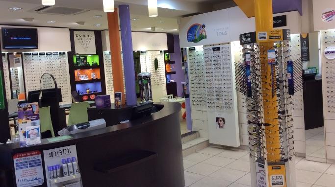 Lunettes de soleil MOULINS, lunettes de marque, lentilles – Optic 2000 02fa2ff49c34